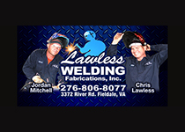 Lawless Welding